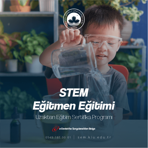 STEM Uygulayıcı Sertifikası ile ek ders alabilir,sınıf açabilirsiniz.Belgelerimiz kamu ve özel sektörde geçerli olmakla birlikte ömür boyu geçerliliği bulunmaktadır.